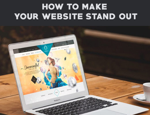 How to make your Website stand out?