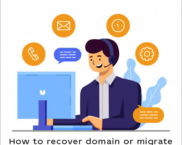 Recover domain